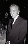 Kirk Douglas on April 1, 1982 in New York City.