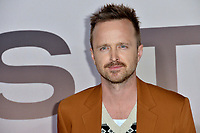 """LOS ANGELES, CA: 05, 2020: Aaron Paul at the season 3 premiere of HBO's """"Westworld"""" at the TCL Chinese Theatre.<br /> Picture: Paul Smith/Featureflash"""