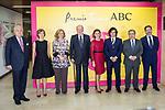 IX Bullfighting ABC Award in Madrid, Spain. March 8, 2017. (ALTERPHOTOS / Rodrigo Jimenez)