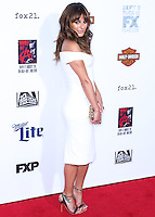 HOLLYWOOD, LOS ANGELES, CA, USA - SEPTEMBER 06: Actress Lea Michele arrives at the Los Angeles Premiere Of FX's 'Sons Of Anarchy' Season 7 held at the TCL Chinese Theatre on September 6, 2014 in Hollywood, Los Angeles, California, United States. (Photo by Xavier Collin/Celebrity Monitor)