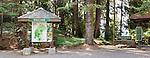 Ohme Gardens, Wenatchee, Chelan County, Washington, USA.