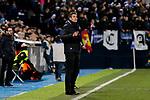 CD Leganes' coach Mauricio Pellegrino during La Liga match between CD Leganes and Getafe CF at Butarque Stadium in Leganes, Spain. December 07, 2018. (ALTERPHOTOS/A. Perez Meca)