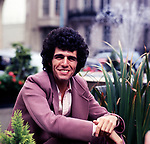 Bobby Bloom 1970 in London promoting Montego Bay.<br /> © Chris Walter