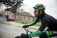 Jérôme Cousin (FRA)<br /> <br /> Omloop Het Nieuwsblad 2014