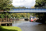 Pix: Shaun Flannery/shaunflanneryphotography.com...COPYRIGHT PICTURE>>SHAUN FLANNERY>01302-570814>>07778315553>>..11th September 2012..Wyre Lady and Sprotbrough Lock, Sprotbrough, Doncaster..