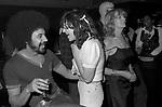 Richard Branson, Virgin Records company office party at The Venue Victoria London 1978.