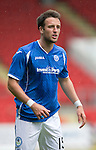 St Johnstone FC Season 2015-16<br /> Brad McKay<br /> Picture by Graeme Hart.<br /> Copyright Perthshire Picture Agency<br /> Tel: 01738 623350  Mobile: 07990 594431
