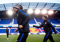 USWNT Training, March 3, 2017