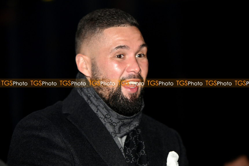 Tony Bellew during a Boxing Show at the Manchester Arena on 17th February 2018