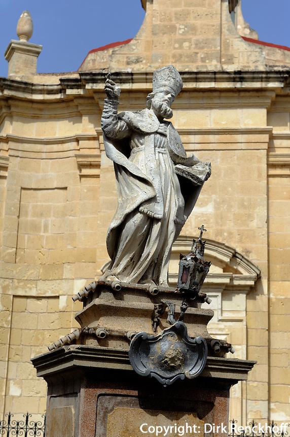St.Cataldus-Kirche in Rabat, Malta, Europa