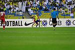Al Nassr vs Persepolis during the 2015 AFC Champions League Group A match on March 17, 2015 at the Prince Fahad International Stadium in Riyadh, Saudi Arabia. Photo by Adnan Hajj / World Sport Group