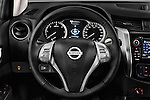 Car pictures of steering wheel view of a 2016 Nissan NP300 Tekna 4 Door Pickup Steering Wheel