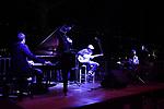 In Piazza Duomo, <br /> End summer night's dream <br /> Dario Deidda, basso acustico <br /> Julian Oliver Mazzariello, pianoforte <br /> Amedeo Ariano, batteria