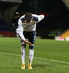 23.12.2020 St Johnstone v Rangers: Ianis Hagi takes a bow after scoring goal no 3 for Rangers