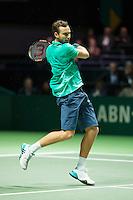 Rotterdam, The Netherlands, Februari 9, 2016,  ABNAMROWTT, Ernests Gulbis (LAT)<br /> Photo: Tennisimages/Henk Koster