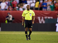 Raymond Bogle. The USMNT tied Mexico, 1-1, during their game at Lincoln Financial Field in Philadelphia, PA.