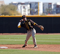 CJ Abrams - San Diego Padres 2021 spring training (Bill Mitchell)