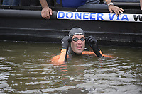 ZWEMMEN: FRYSLÂN: 19-19-08-2018, Elfstedenzwemtocht, Maarten van der Weijden, Bolsward, ©foto Martin de Jong