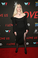 WEST HOLLYWOOD, CA - SEPTEMBER 13: Harlow Jane, at the LA Premiere Screening Of I Love Us at Harmony Gold in West Hollywood, California on September 13, 2021. Credit: Faye Sadou/MediaPunch