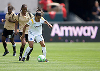 LA Sol's Marta. The LA Sol defeated FC Gold Pride of the Bay Area 1-0 at Home Depot Center stadium in Carson, California on Sunday April 19, 2009.  ..  .