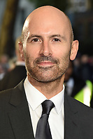 """David Kerr<br /> arriving for the premiere of """"Johnny English Strikes Again"""" at the Curzon Mayfair, London<br /> <br /> ©Ash Knotek  D3436  03/10/2018"""