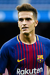 Denis Suarez Fernandez of FC Barcelona looks during the La Liga 2017-18 match between FC Barcelona and Las Palmas at Camp Nou on 01 October 2017 in Barcelona, Spain. (Photo by Vicens Gimenez / Power Sport Images