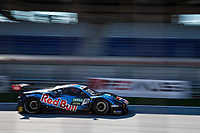 5th September 2021; Red Bull Ring, Spielberg, Austria; DTM Race 2 at Spielberg;  Liam Lawson NZ, Ferrari 488 GT3, Red Bull Alpha Tauri AF Corse