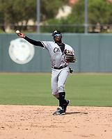 Bryan Ramos - 2019 AIL White Sox (Bill Mitchell)