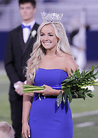 Sydney Allensworth was crowned Homecoming Queen Friday, October 16, 2020, at Whitey Smith Stadium, Rogers, Arkansas (Special to NWA Democrat-Gazette/Brent Soule)