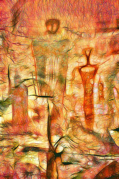 Sego Canyon Figures