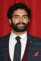 Charlie De Melo<br /> arriving for The British Soap Awards 2019 at the Lowry Theatre, Manchester<br /> <br /> ©Ash Knotek  D3505  01/06/2019
