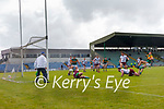 David Clifford, Kerry scores his side's fourth goal during the Allianz Football League Division 1 South Round 1 match between Kerry and Galway at Austin Stack Park in Tralee.