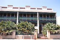 Fremantle: Restored terrace houses, 203-215 High St., circa 1890. Photo '82.