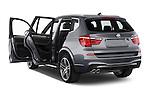 Car images of 2017 BMW X3 xDrive28d 5 Door SUV Doors