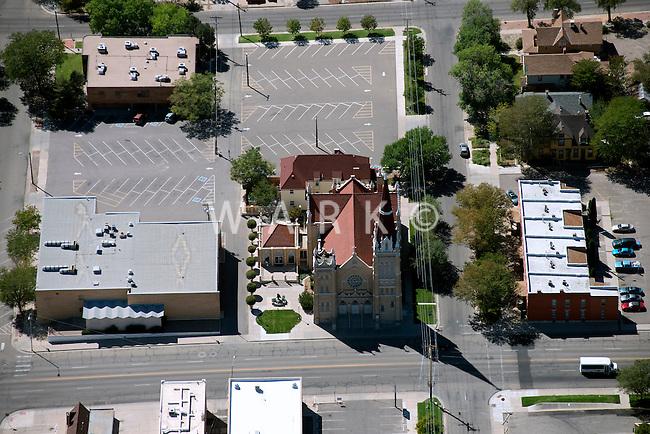 Sacred Heart Cathedral. Pueblo, Colorado.