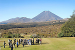 Wedding at The Chateau and Mt. Ruapehu