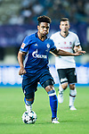 FC Schalke Midfielder Weston McKennie in action during the Friendly Football Matches Summer 2017 between FC Schalke 04 Vs Besiktas Istanbul at Zhuhai Sport Center Stadium on July 19, 2017 in Zhuhai, China. Photo by Marcio Rodrigo Machado / Power Sport Images