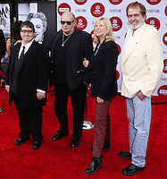 """HOLLYWOOD, LOS ANGELES, CA, USA - APRIL 10: Bo Hopkins, Paul Le Man, Candy Clark at the 2014 TCM Classic Film Festival - Opening Night Gala Screening of """"Oklahoma!"""" held at TCL Chinese Theatre on April 10, 2014 in Hollywood, Los Angeles, California, United States. (Photo by David Acosta/Celebrity Monitor)"""