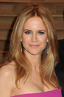 12 July 2020 - Actress and wife of John Travolta Kelly Preston dead at age 57 from breast cancer.02 March 2014 - West Hollywood, California - Kelly Preston. 2014 Vanity Fair Oscar Party following the 86th Academy Awards held at Sunset Plaza. Photo Credit: Byron Purvis/AdMedia