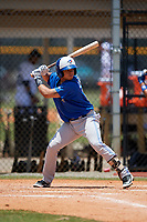 Toronto Blue Jays Jesus Hernandez (75) during a Minor League Extended Spring Training game against the Detroit Tigers on May 23, 2019 at Tigertown in Lakeland, Florida.  (Mike Janes/Four Seam Images)
