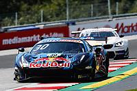 5th September 2021; Red Bull Ring, Spielberg, Austria; DTM Race 2 at Spielberg;  Liam Lawson NZ, Ferrari 488 GT3, Red Bull Alpha Tauri AF Corse 11 Marco Wittmann D, BMW M6GT3, Walkenhorst Motorsport