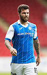 St Johnstone FC season 2017-18<br />Richie Foster<br />Picture by Graeme Hart.<br />Copyright Perthshire Picture Agency<br />Tel: 01738 623350  Mobile: 07990 594431