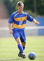 Romford vs Beaumont Athletic 11-08-07