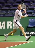 6-2-10, Rotterdam, Tennis, ABNAMROWTT, First quallifying round, Edouard Roger-Vasselin