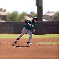 Zach DeLoach - 2020 AIL Mariners (Bill Mitchell)