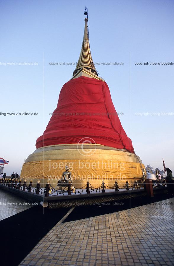 THAILAND, Bangkok, buddhist temple Wat Pho (the Temple of the Reclining Buddha), or Wat Phra Chetuphon