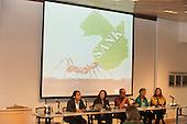 Washington DC, USA. Chico Vive conference, 5th April 2014. Ernesto Tzi, Suzannne Pelletier, Norman Jiwan, Aunty Jpan Hendricks, Chief Liz Logan.