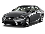 Front three quarter view of a 2014 Lexus IS 250 Sedan2014 Lexus IS 250 Sedan