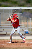 St. Louis Cardinals Shane Billings (16) during a minor league Spring Training game against the New York Mets on March 28, 2017 at the Roger Dean Stadium Complex in Jupiter, Florida.  (Mike Janes/Four Seam Images)