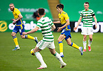 Celtic v St Johnstone…12.05.21  SPFL Celtic Park<br />Alex Ferguson who came on for Glenn Middleton<br />Picture by Graeme Hart.<br />Copyright Perthshire Picture Agency<br />Tel: 01738 623350  Mobile: 07990 594431